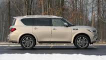 2018 Infiniti QX80 4WD Review