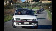PSA & Friends 2016, le Citroen DS e Peugeot storiche in prova