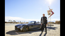 Super Bowl 2017, lo spot Mercedes-AMG GT Roadster