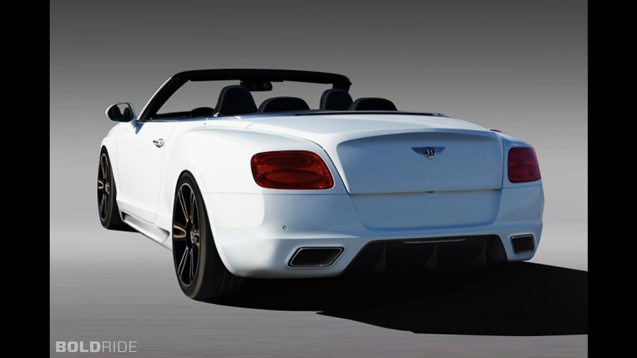 Imperium Bentley Continental GTC Audentia