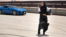 Al Hamad Laps Track In Saudi Arabia As Female Driving Ban Lifts