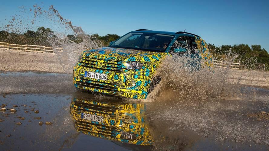 Das ist der neue VW T-Cross