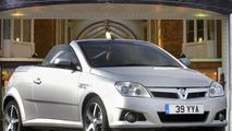 Vauxhall Tigra Exclusiv Red Edition