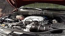 Jeep Grand Cherokee Trackhawk motor