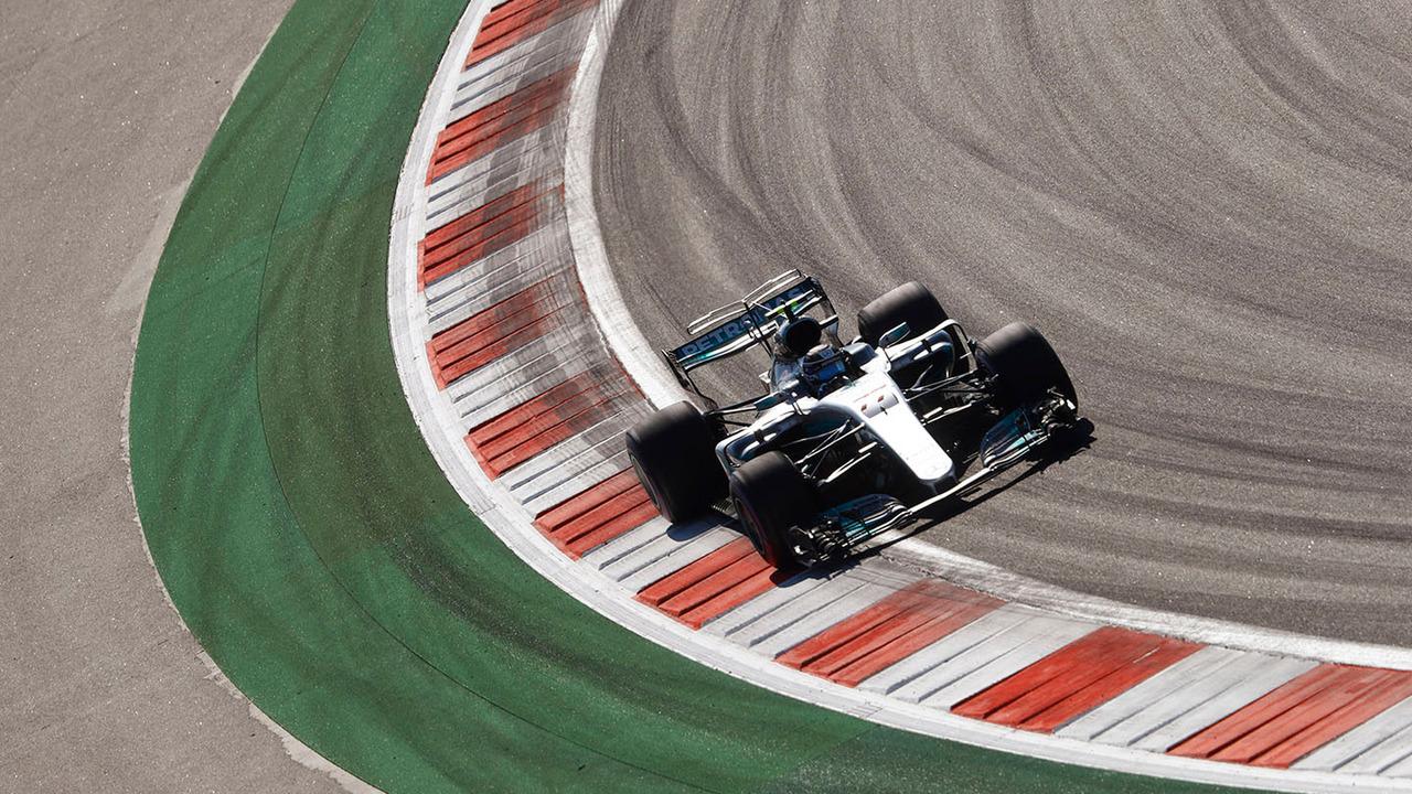 Valtteri Bottas vence o GP da Rússia