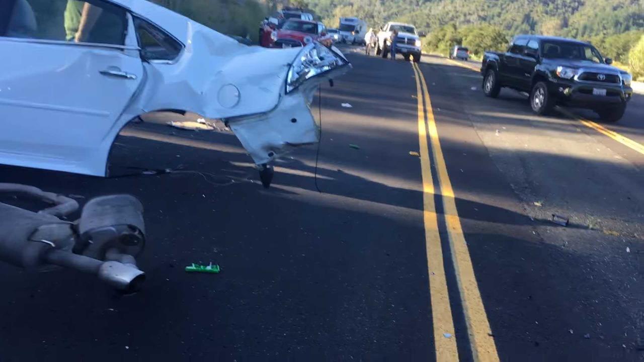 Impala Crash