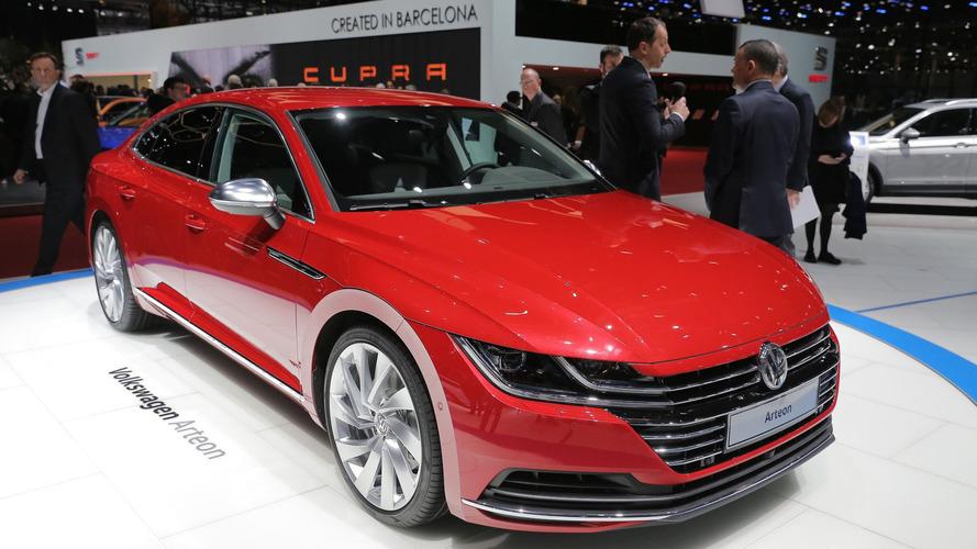 Volkswagen Arteon'un Almanya fiyatı açıklandı