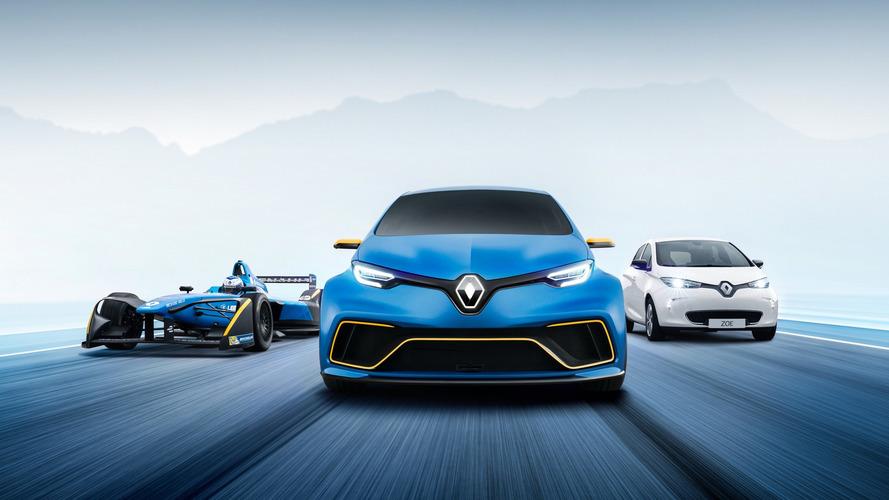 La Renault ZOE R.S. pourrait débarquer d'ici 2020 !