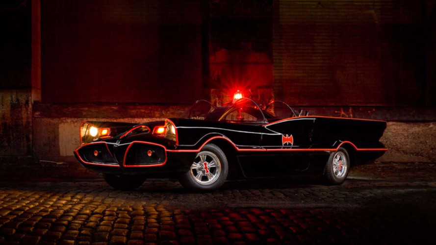 Buy This Official Batmobile Replica For Your Personal Batcave