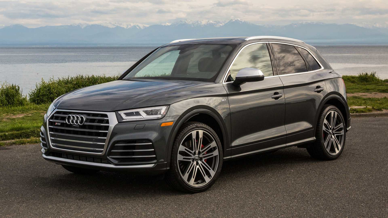 audi sq  drive question    compromise