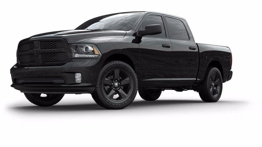 2018 Ram Appearance Packages