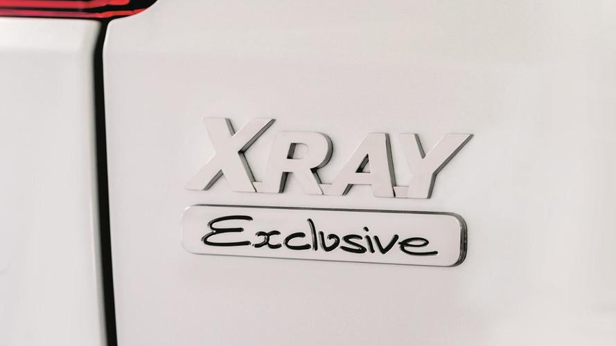Lada XRAY Exclusive'de ilginç donanımlar var