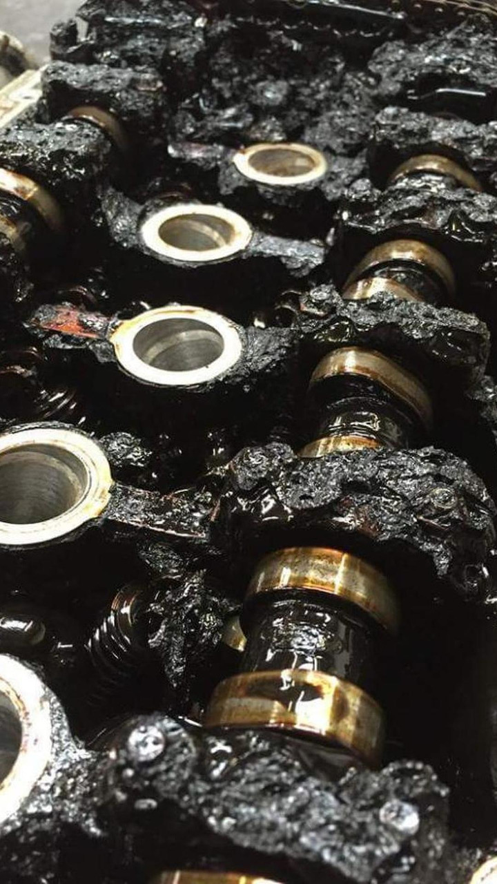 Audi TT engine with no oil for over 83,000 miles