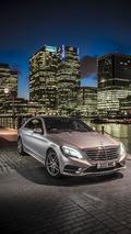 Mercedes-Benz S500 Plug-In Hybrid starts at £87,965