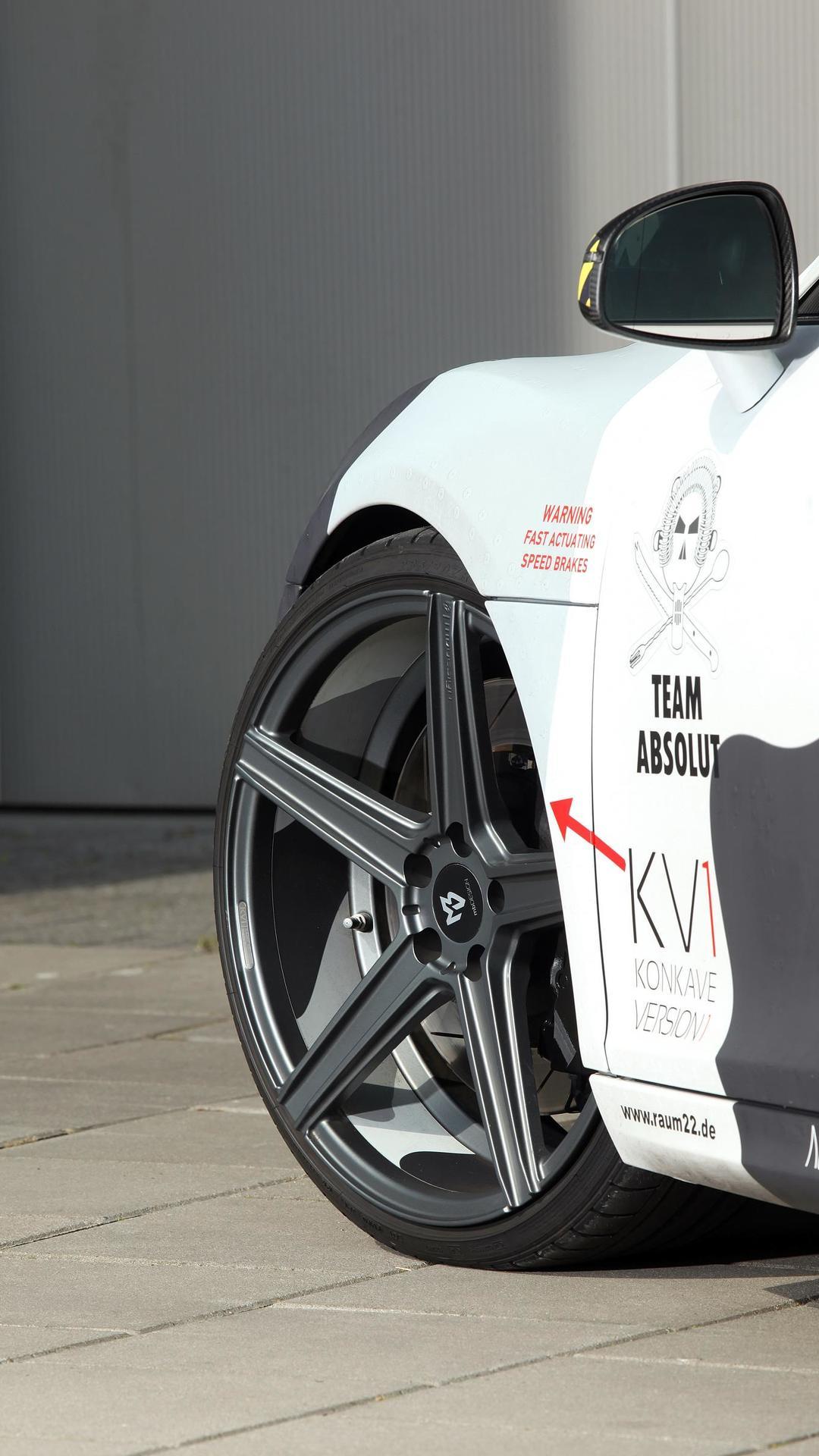 Крутые диски Audi R8 V8