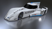 Updated Nissan ZEOD RC breaks cover [videos]