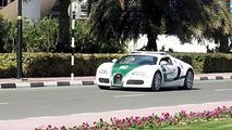 Dubai Police Bugatti Veyron