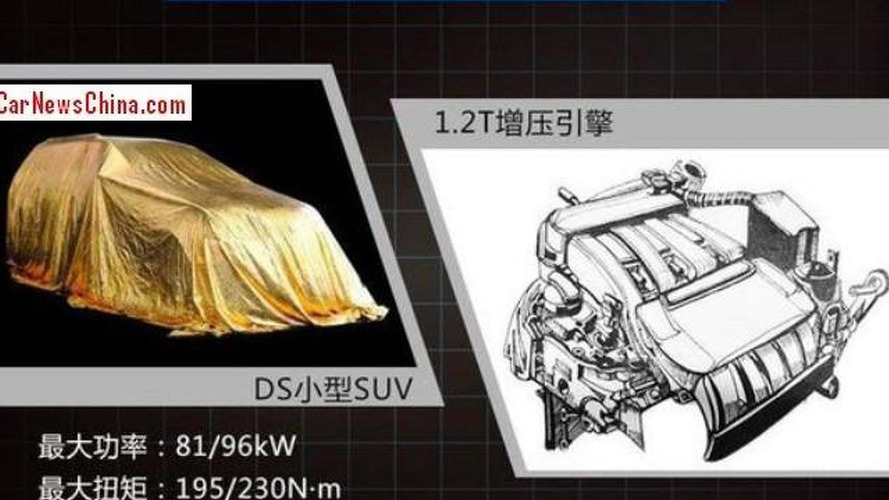 Citroen working on DS4 CS for Chinese market
