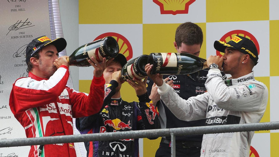 Webber says Vettel, Alonso better than Hamilton