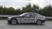 2014 BMW 4 Series GranCoupe spy photo