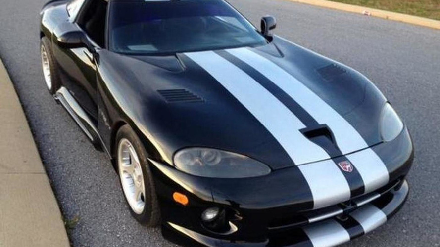 Dodge Viper replica based on Corvette C4 appears on Craigslist [video]