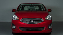 Mitsubishi introduces Mirage G4 Sedan at 2014 Montreal Auto Show [video]