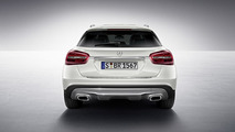Mercedes-Benz GLA Edition 1 25.10.2013