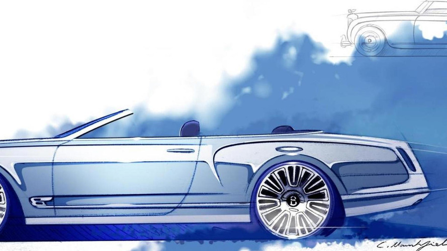 Bentley Mulsanne Convertible development project revived