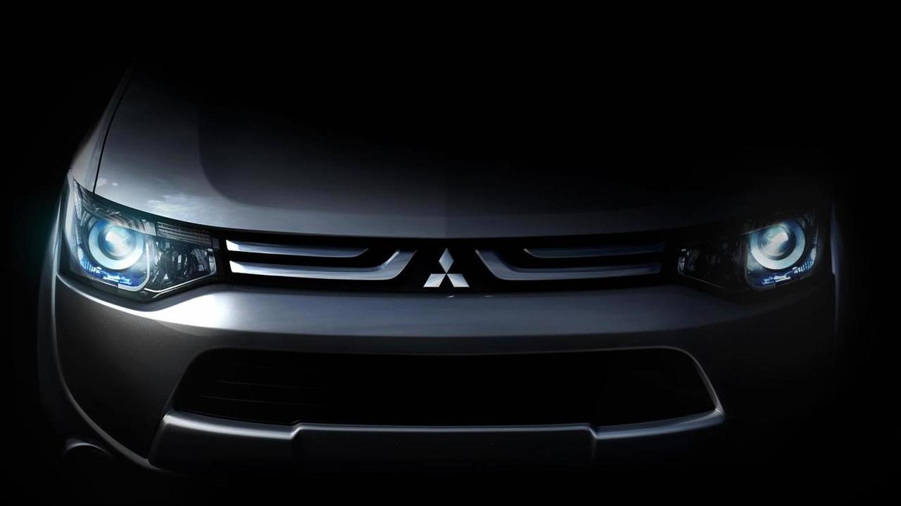 Mitsubishi tease new global model