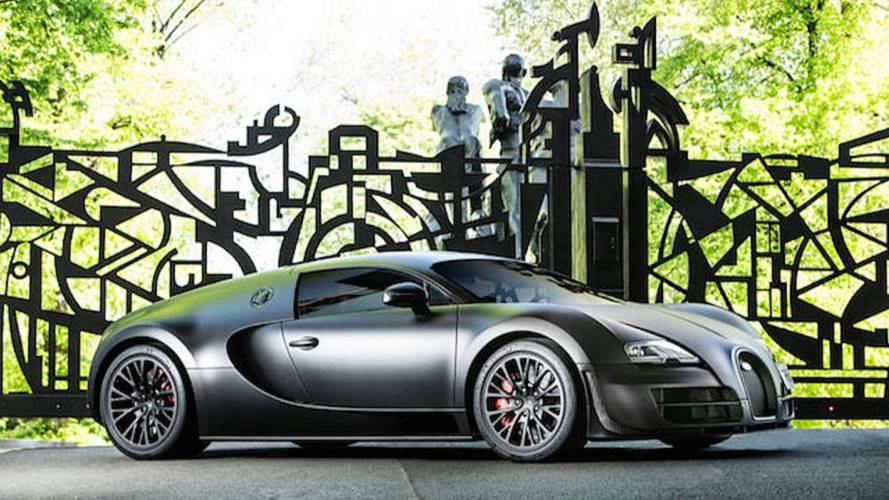 la toute derni re bugatti veyron super sport est vendre. Black Bedroom Furniture Sets. Home Design Ideas