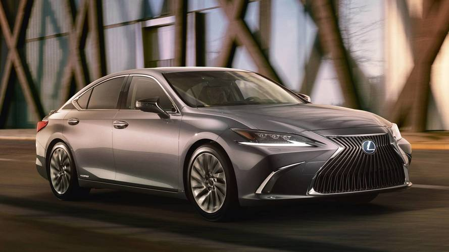 Lexus ES set to arrive in UK after Beijing reveal