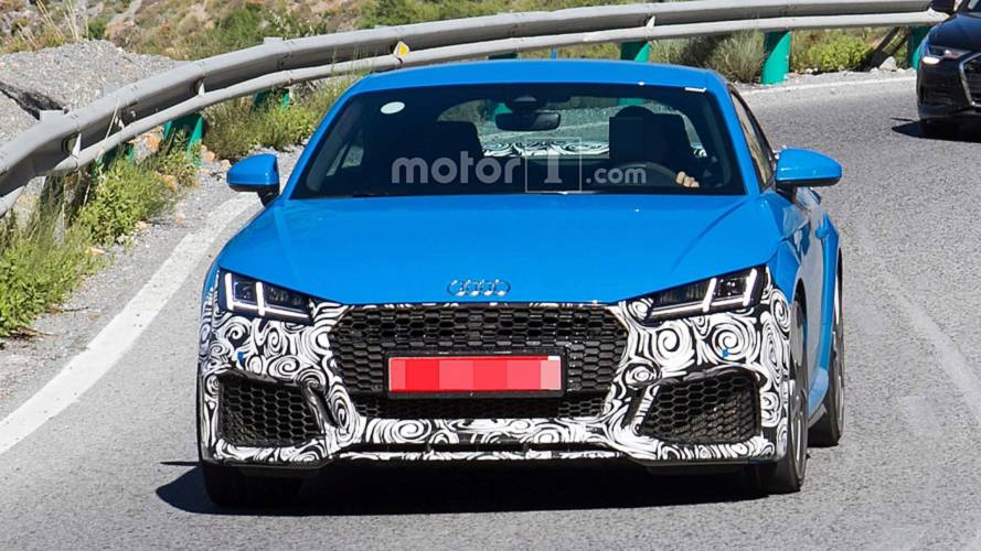 Makyajlı 2019 Audi TT RS