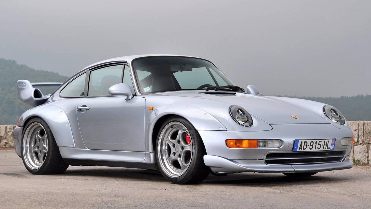 Porsche 911 type 993 GT2 (1996)