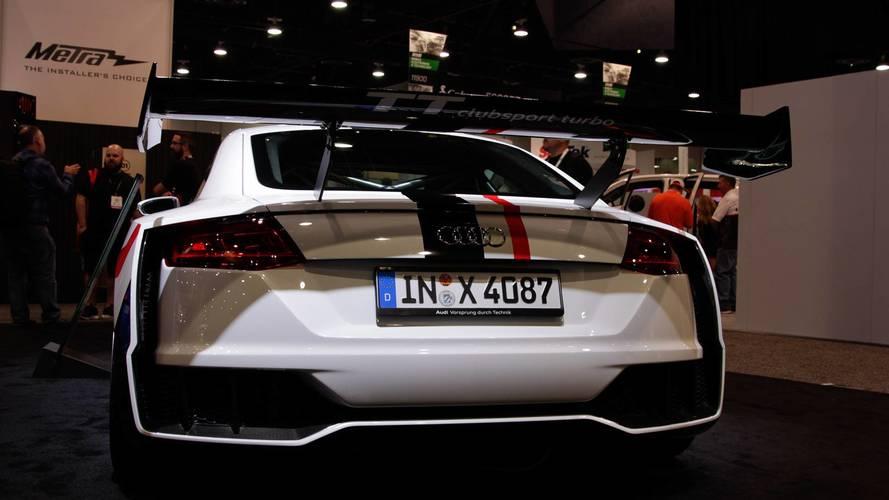 Audi TT Clubsport: SEMA 2017