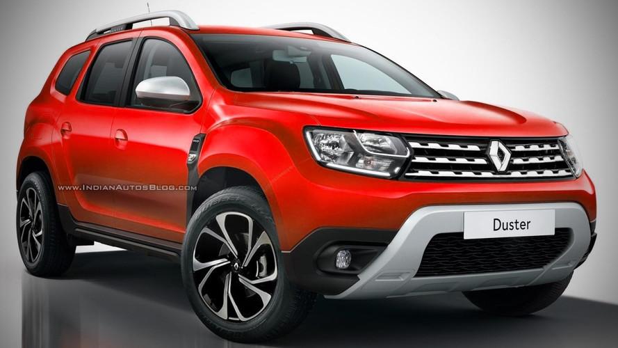 Projeção - Como deve ficar a nova geração do Renault Duster brasileiro