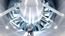 VW new wind tunnel