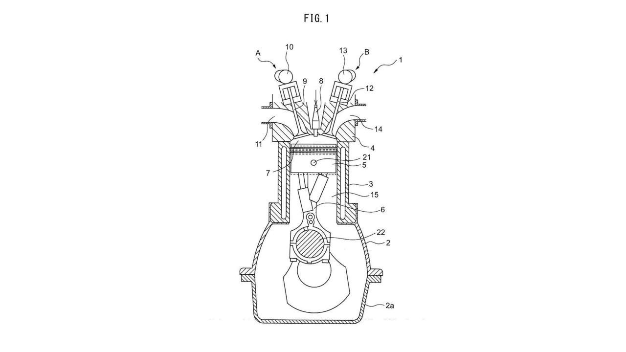 Toyota Değişken Sıkıştırma Oranı Patenti