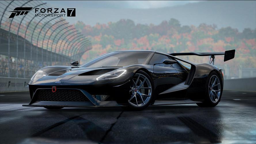 Forza Motorsport 7 - La démo est annoncée