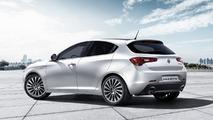 Alfa Romeo Giulietta facelift