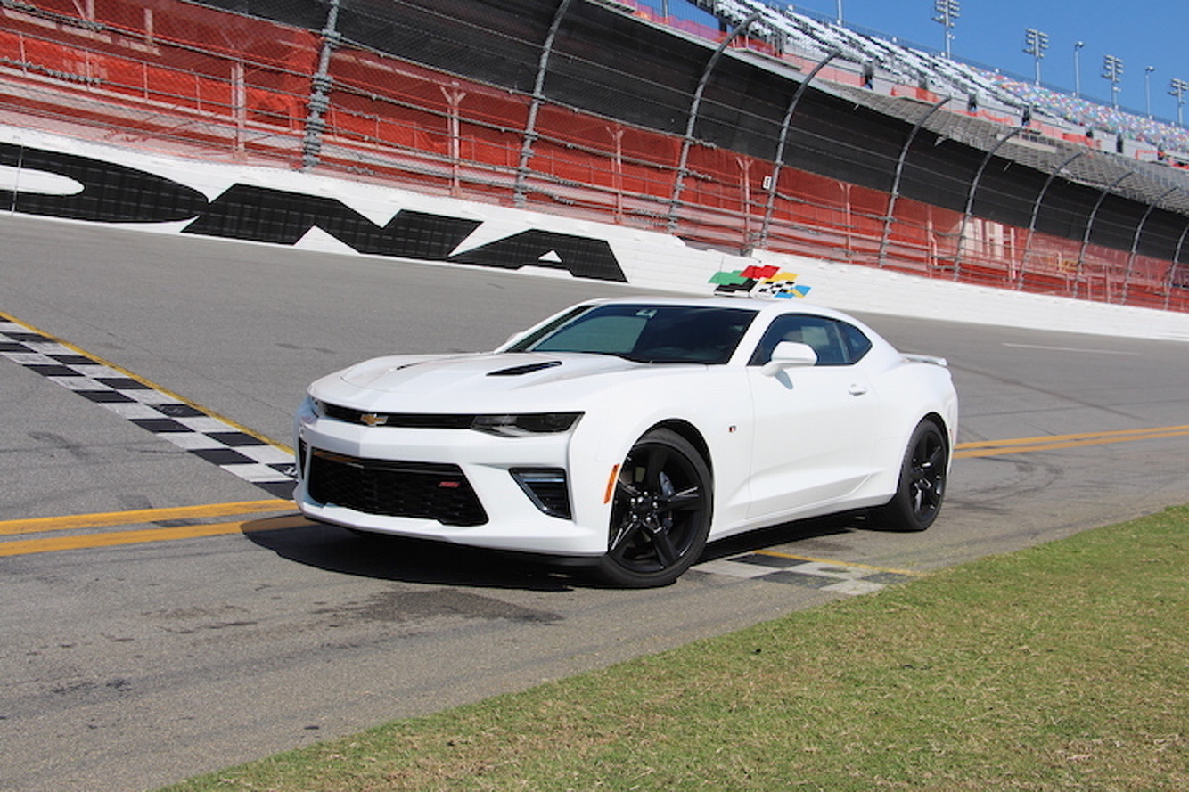2016 Chevy Camaro SS Review: Set Fire to Your Mustang