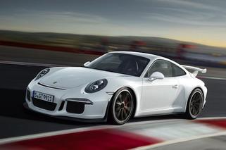 Porsche Cayman GT3 Under Consideration