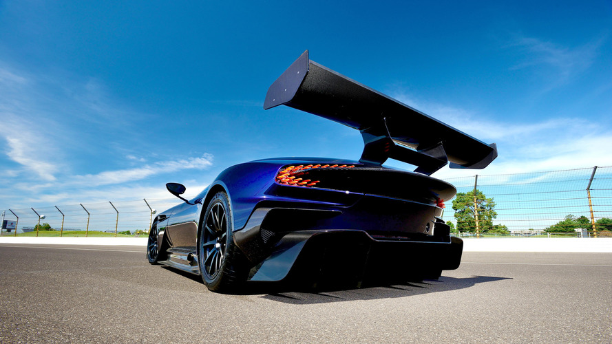 World's first road-legal Aston Martin Vulcan captured on video