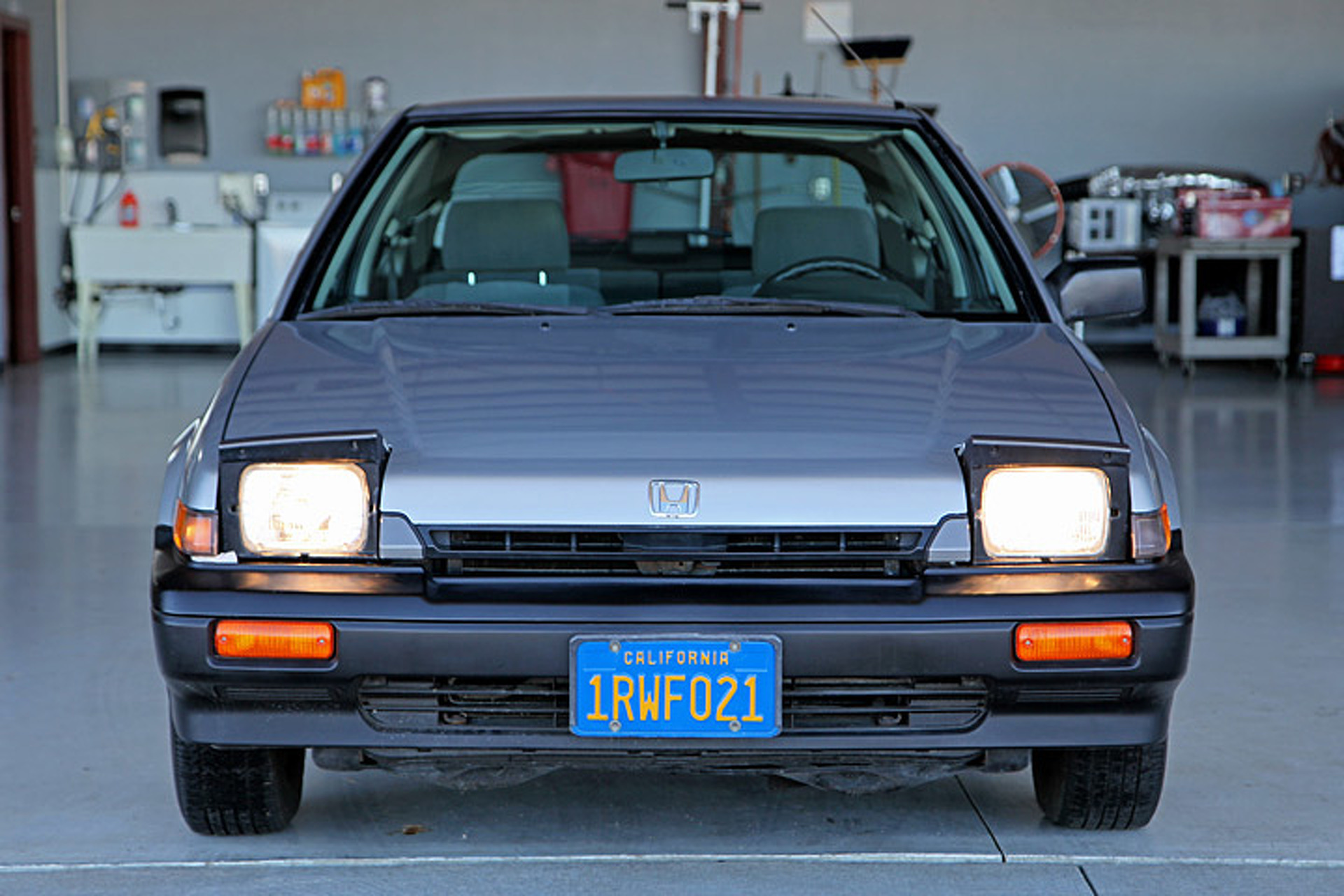 After 30 Years, This '86 Honda Accord Still Looks nd New