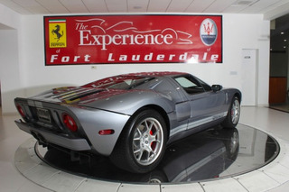 Sold Ride: Brand-Spanking New 2006 Ford GT