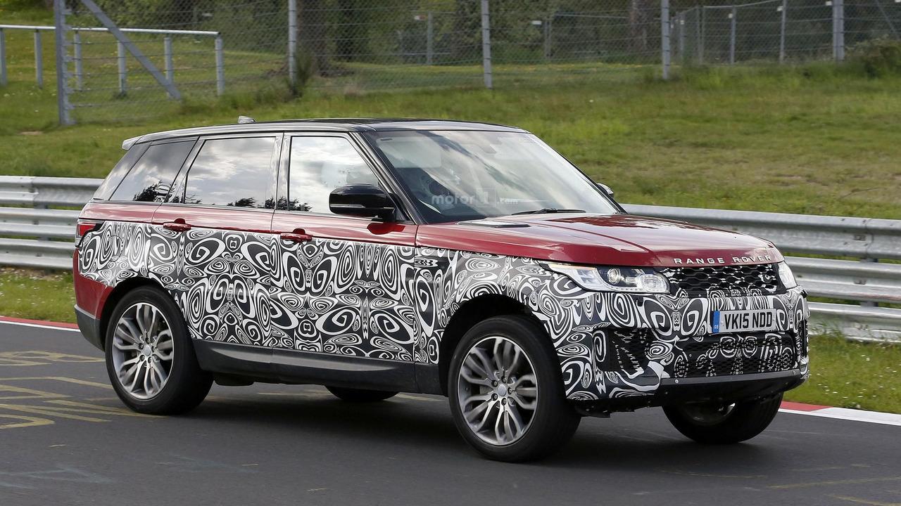 Range Rover Sport Refresh