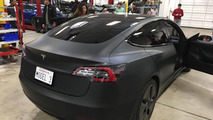 Prototype de la Tesla Model 3