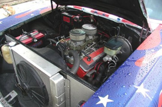 Your Ride: All-American 1957 Chevrolet Bel Air