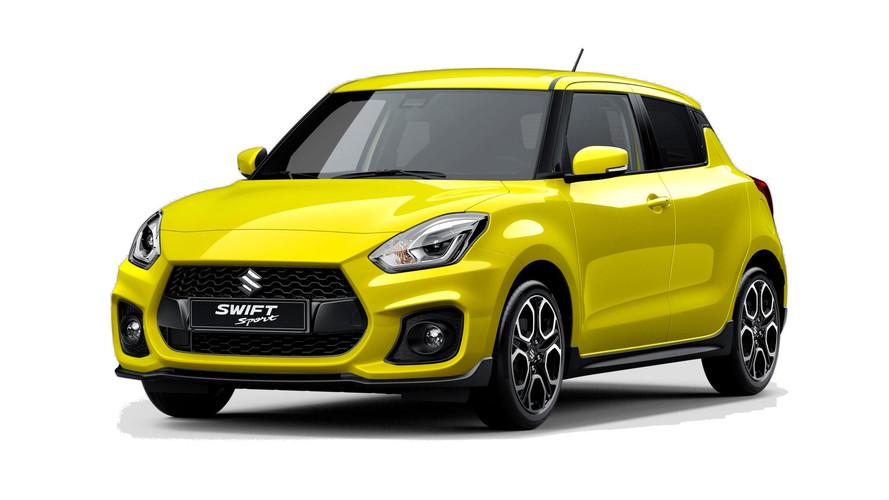 Suzuki Swift Sport To Debut In Frankfurt