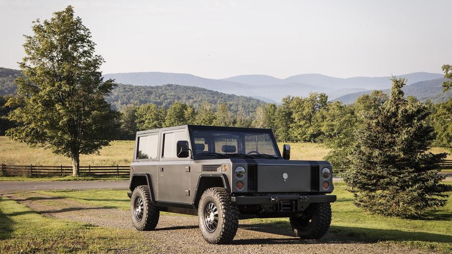 Bollinger B1 mostra como seria um Land Rover Defender elétrico