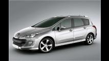 Peugeot zeigt 308 Kombi